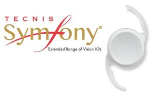 Symfony Tecnis Lens